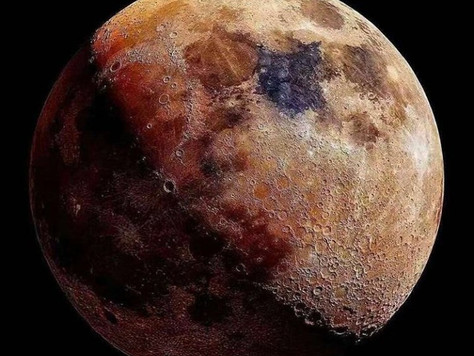 SUPERLUNA - Eclipse de Luna 21Enero