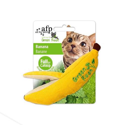 Banana com MUITO catnip - 12g!!