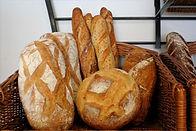 Logo producteur pain et brioche