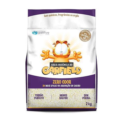 Areia do Garfield ou Hello Kitty - Biodegradável Grossa - 2Kg