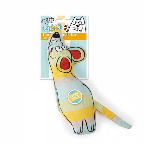 Ratão com Catnip