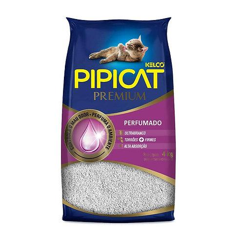 PipiCat Premium Perfumada - 4Kg