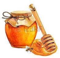 Logo producteur miel