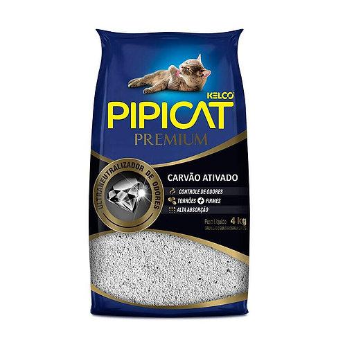 PipiCat Premium com Carvão Ativado - 4Kg