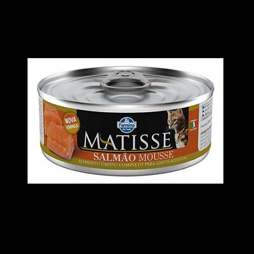 Matisse Cat Mousse - Alimento Úmido-Bacalhau, Cordeiro, Frango, Salmão, Sardinha