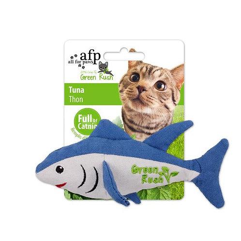 Tubarão com MUITO catnip
