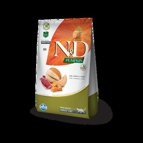 ND Pumpkin Feline - Pato & Melão