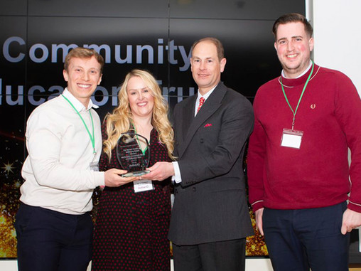 Sports and Recreation Alliance Mental Health Award