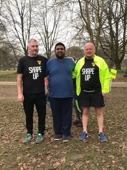 Park Run Casiobury