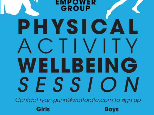 Last Chance To Sign Up! Empower Group Starting 9th January