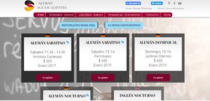 Cursos de alemán e inglés para principiantes con inicio en enero 2019 | Alemán Aguascalientes