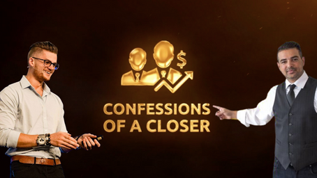 Confessions Of A Closer | Ep. 2 | Rahul Alim