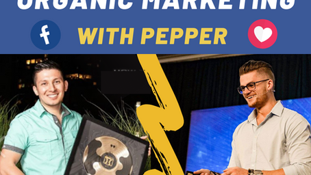 Automating Your Organic Marketing With Pepper