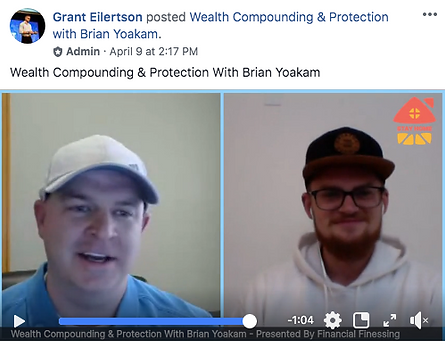 Grant Eilertson Financial Finessing