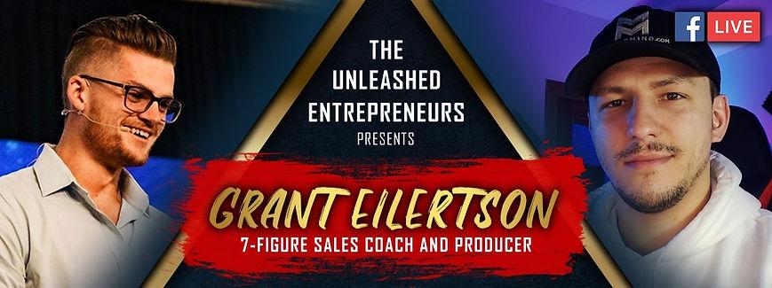 Grant Eilertson and Majo Pajaj Sales Coach