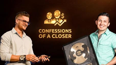 Confessions Of A Closer | Ep. 5 | Franco Urbaez
