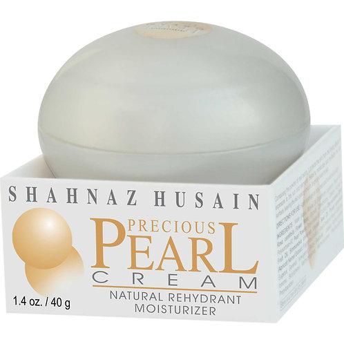 Pearl Cream: Natural Rehydrant Moisturiser