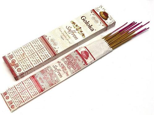 Saffron Incense