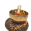 Thumbnail: Brass Hammered Singing Bowl