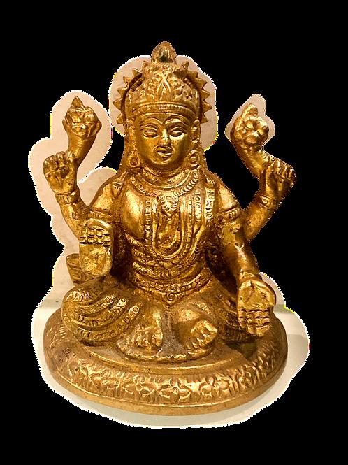 Seated Lakshmi