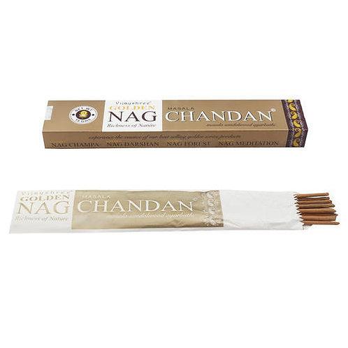 Chandan (Sandalwood) Incense Sticks - Set of 6