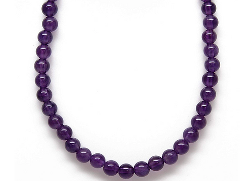 Amethyst Stone Necklace