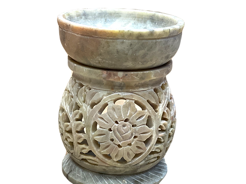 Flower Oil Burner