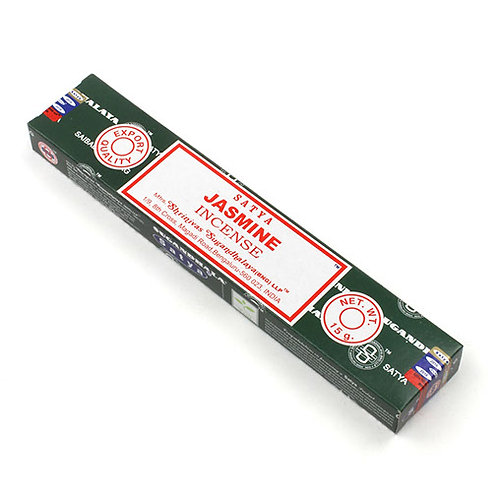 Jasmine Incense Sticks - SET OF 6 PACKS!