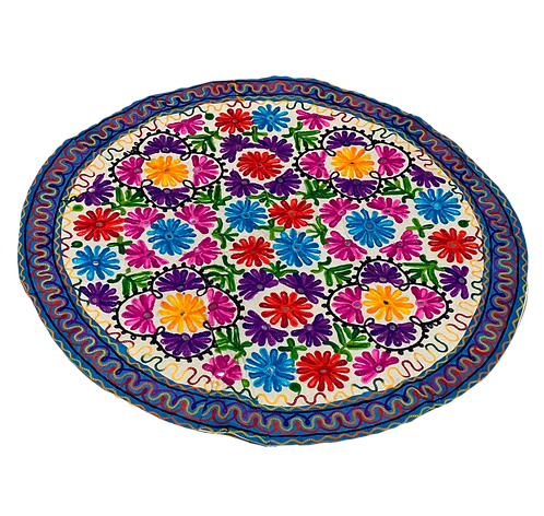 """Round """"Flower"""" Table Cloth"""