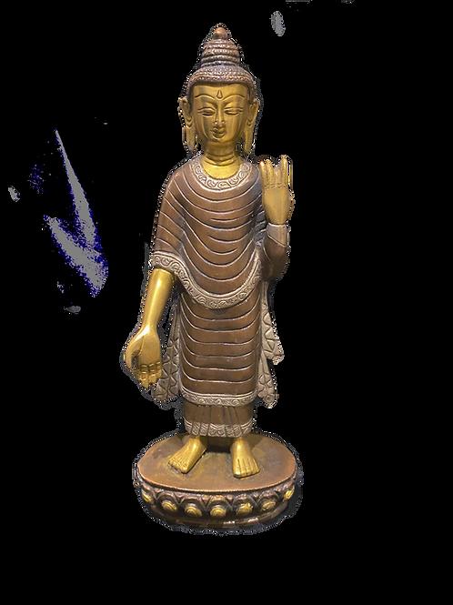 Blessing Standing Buddha