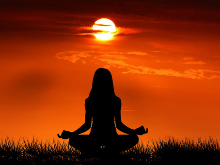 Meditation Yoga - Kapalbhati Pranayama:  The Steps and Benefits!
