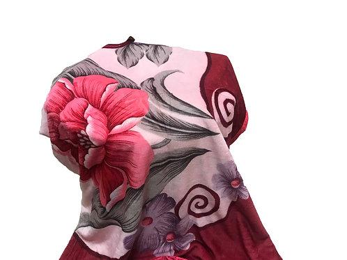 Lotus Blanket