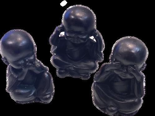 Mini Baby Buddha Set