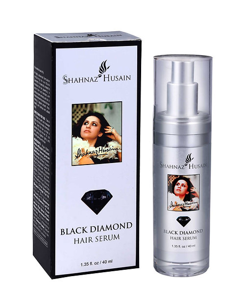 Black Diamond Hair Serum