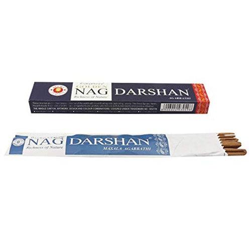 Darshan Incense Sticks - Set of 6