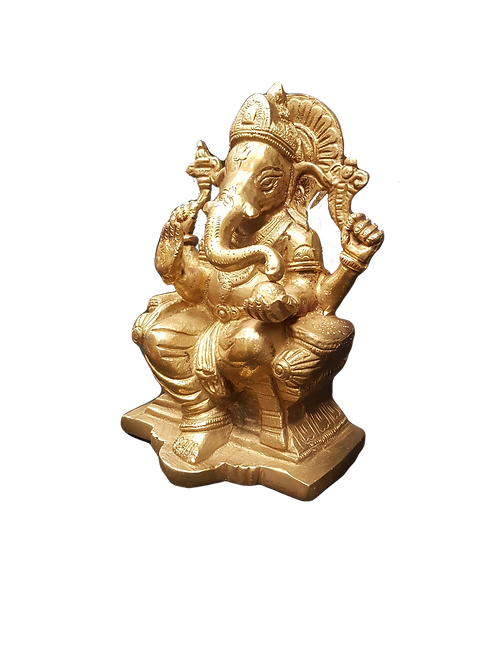 Four Hands Ganesha