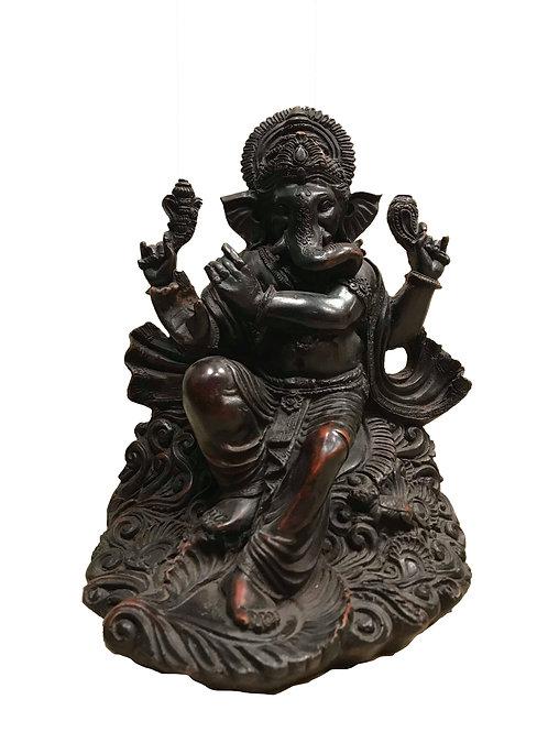 Sitting Ganesha