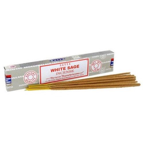 White Sage Incense - Set of 6