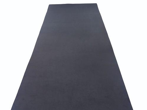 4mm Dark Grey Yoga Mat