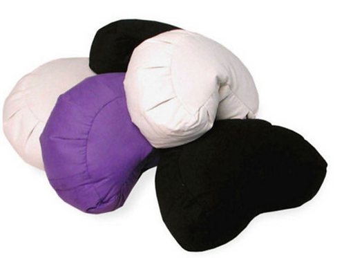 Crescent Meditation Pillow