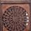 Thumbnail: Circular Carved Room Divider