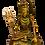 Thumbnail: Shiva in Brass