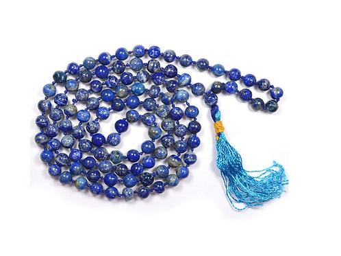 Lapis Lazuli 108 Mala