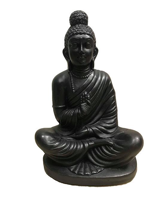 Protection Buddha - Black