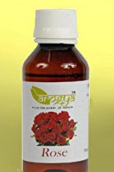 Rose Aroma Oil - Set of 3