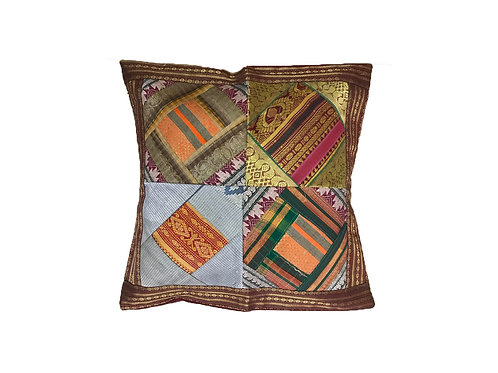 Multi Pattern Pillow Cover