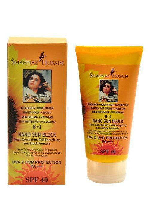 Sunscreen SPF 40