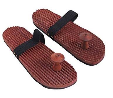 Reflexology Slippers: Happy Feet = Happy Mind