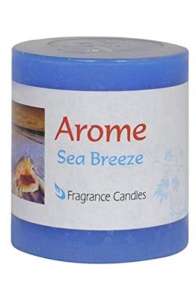 Sea Breeze Aroma Candle