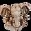 Thumbnail: Off-White Ganesha Small